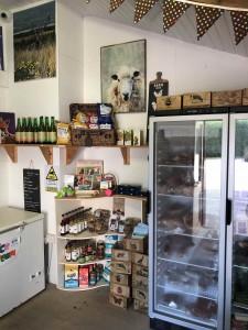 West Middlewick Farm shop
